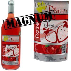 VIN ROSÉ Rosé Fraise 150 cl