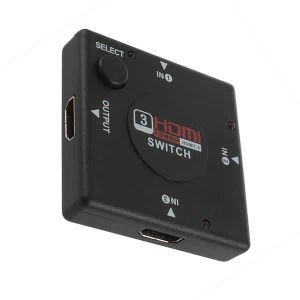 CÂBLE TV - VIDÉO - SON Switch HDMI 3 ports entrants norme 1.3B
