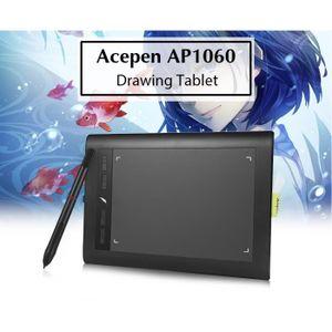 TABLETTE GRAPHIQUE Acepen AP1060 Tablette Graphique Tablette à dessin