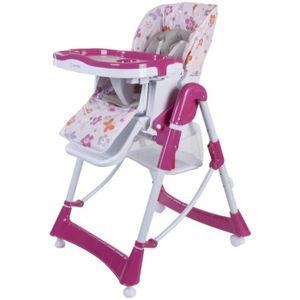 CHAISE HAUTE  Chaise haute bébé/enfant confortable 6-36 mois - L