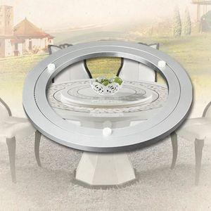 plateau tournant pour table achat vente plateau tournant pour table pas cher cdiscount. Black Bedroom Furniture Sets. Home Design Ideas