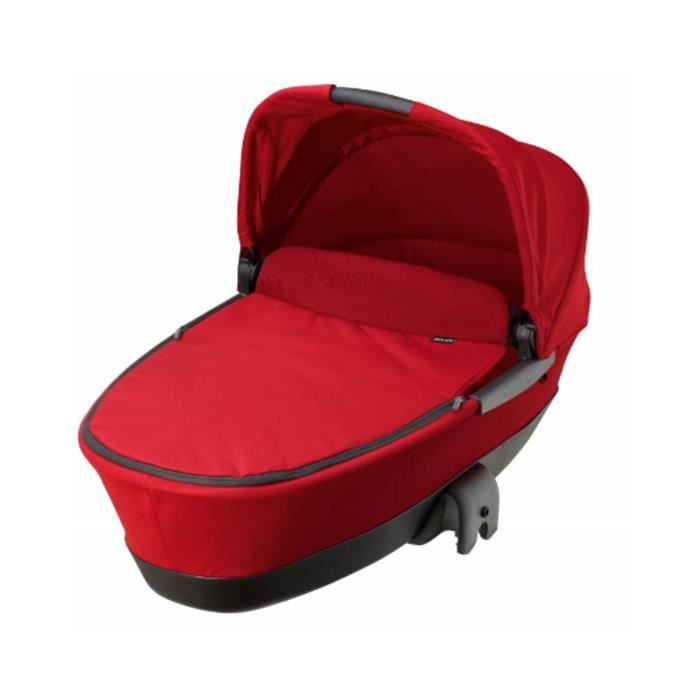 BEBE CONFORT Nacelle pliable Intense Red