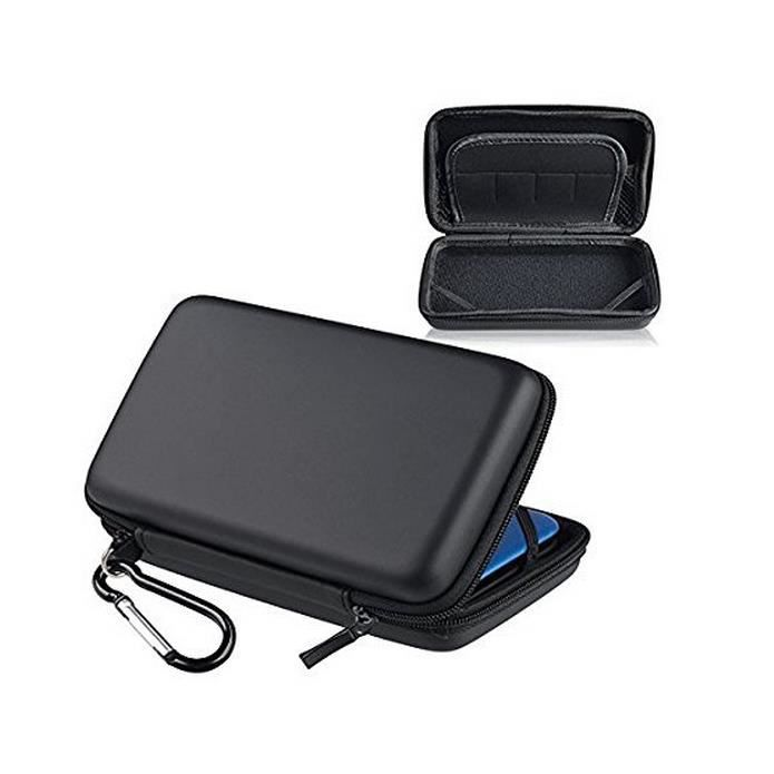 Étui Coque Boîtier Housse de Voyage Portable Accessoires Case EVA Sac Pour Protéger Nintendo 3DS XL