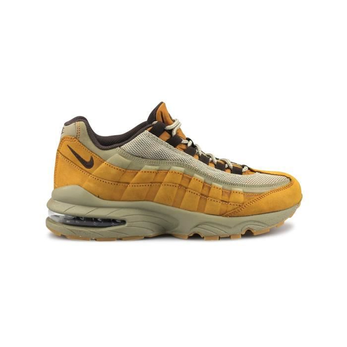 timeless design 79629 369a3 Basket Nike Air Max 95 Winter Premium Junior Bronze 943748-700