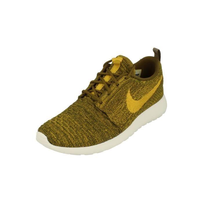 Nike Femmes Rosherun Flyknit Running Trainers 704927 Sneakers Chaussures 306.