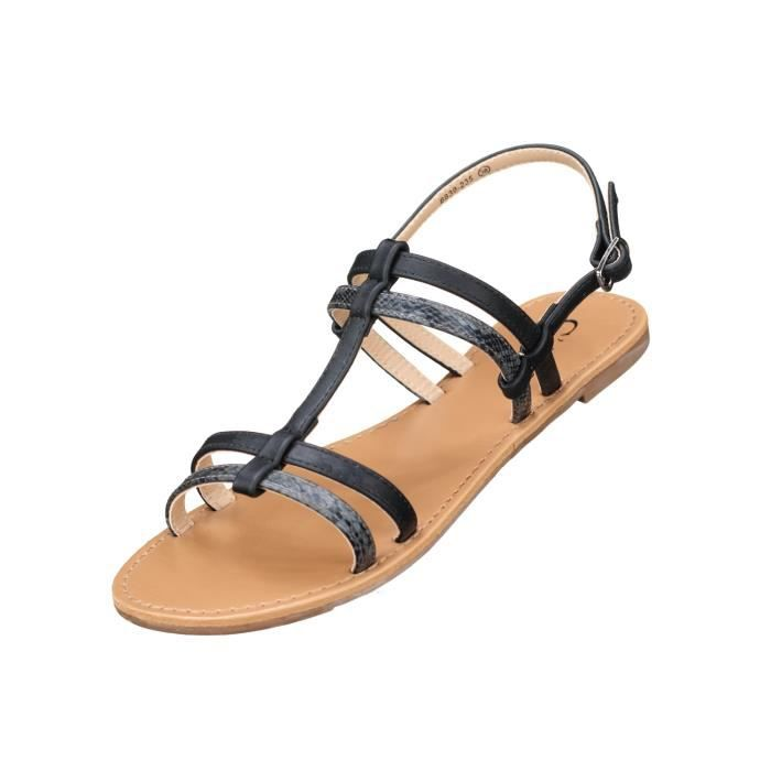 Sandales femme C M 8839-235 Black
