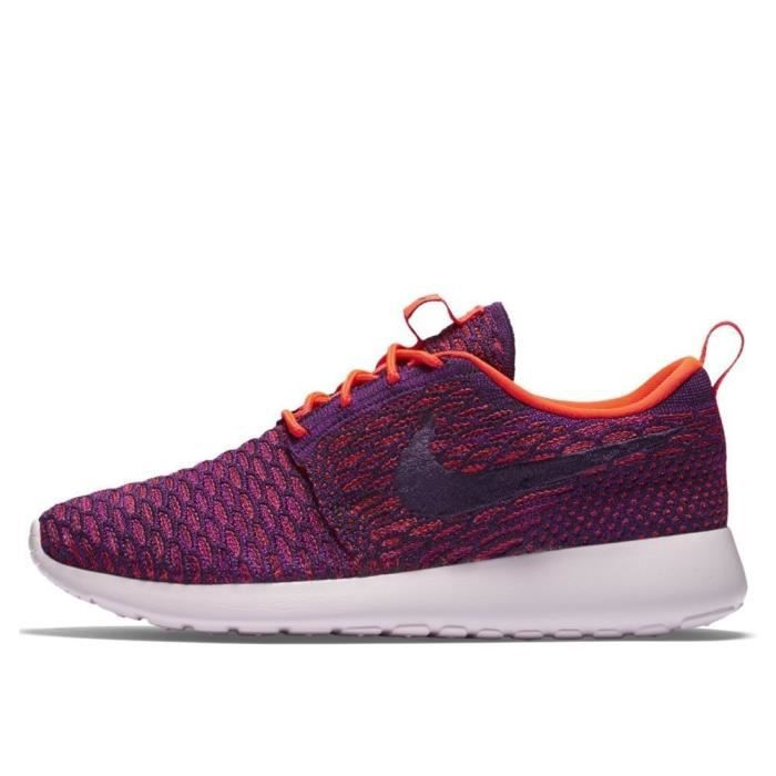 pretty nice bce41 37865 BASKET Chaussures Nike Wmns Roshe One Flyknit