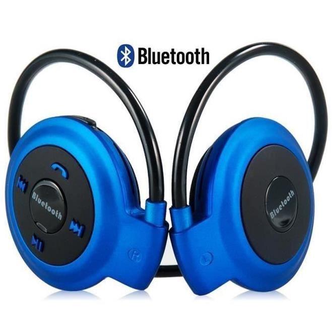 Mini Casque Ecouteur Bluetooth Sans Fil Stéréo Pour Chaine Hi Fi