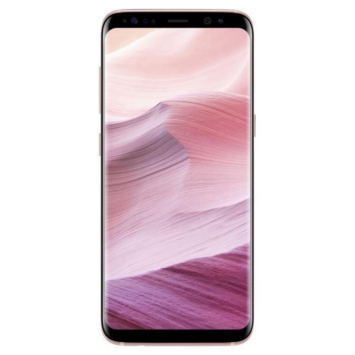 SMARTPHONE RECOND. Galaxy S8 Plus 64Go Gold et Noir Tout Opérateur SM