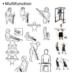 Sehr Bande resistance elastique en caoutchouc pour musculation - Achat  WU57