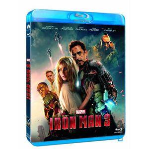 BLU-RAY FILM Blu-Ray Iron man 3 - Marvel