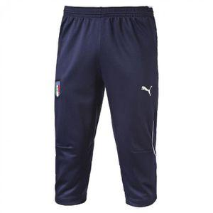 Pantalon 3/4 de football ITALIE 16 - Réplique - Bleu