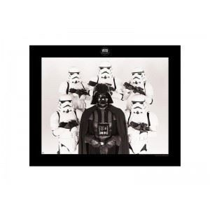 TABLEAU - TOILE Collector ArtPrint - Star Wars imperial Domination
