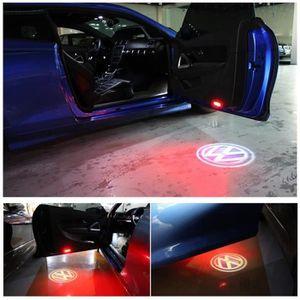 PHARES - OPTIQUES Porte LED Voyant Avec VW Logo projecteur Pour VW G