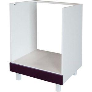 Meuble en kit cuisine achat vente meuble en kit cuisine pas cher soldes d s le 10 janvier - Caisson pour meuble de cuisine en kit ...