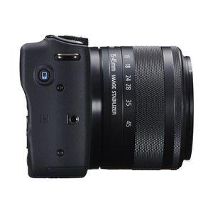 APPAREIL PHOTO COMPACT CANON EOS M10 nu Noir