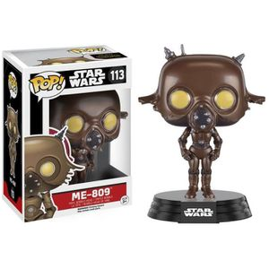 FIGURINE - PERSONNAGE Figurine Funko Pop! Star Wars Ep.7: ME-809