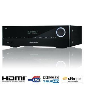 AMPLIFICATEUR HIFI HARMAN AVR 151 Amplificateur audio vidéo 5.1