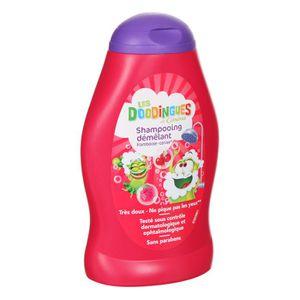 SHAMPOING CASINO Shampoing Démélant Framboise/Cerise 250ml