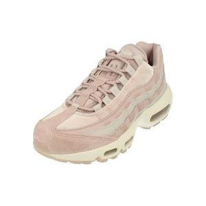 online store 83ea6 b0bc9 BASKET Nike Air Max 95 Lx Femme Running Trainers Aa1103 S