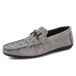 MOCASSIN Hommes Mocassins Cuir Synthétique Chaussures Panto