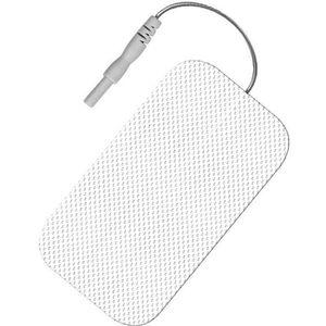 ACCESSOIRE ÉLECTROSTIM 4 électrodes rectangulaires compatibles avec élect