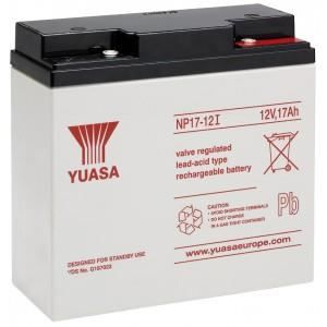 BATTERIE DOMOTIQUE Batterie YUASA 12V 17Ah