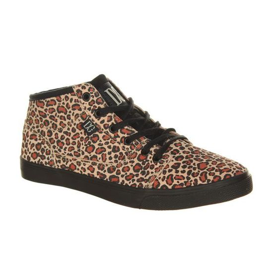 DC SHOES Chaussures Bristol Mid - Homme  Noir - Achat / Vente chaussures multisport