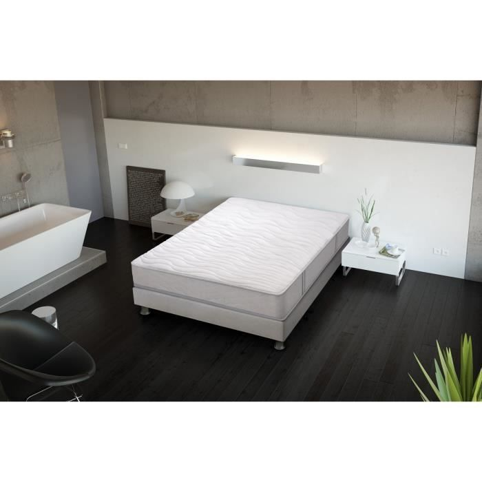 ensemble sommier et matelas creasom. Black Bedroom Furniture Sets. Home Design Ideas