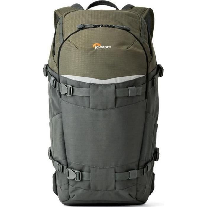LOWEPRO LP37015 Sac à dos pour Réflex numérique pro + équipement - Housse de protection anti pluie, sable, poussière et neige