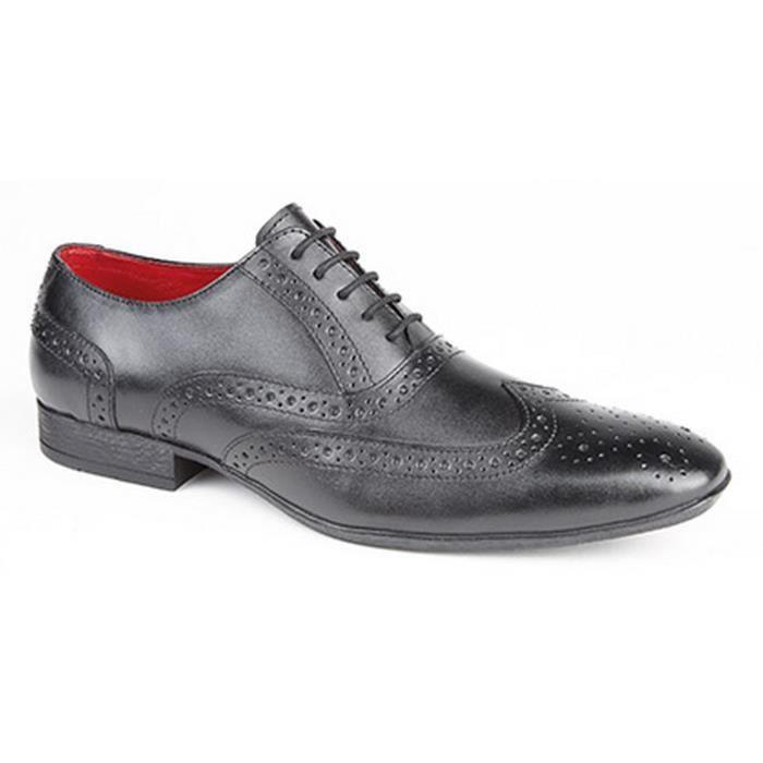 Route 21 - Chaussures de ville en cuir - Homme