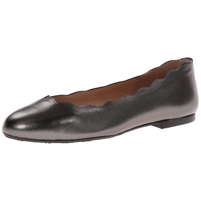 Femmes French Sole Jigsaw Chaussures Plates nPvyIQrCe
