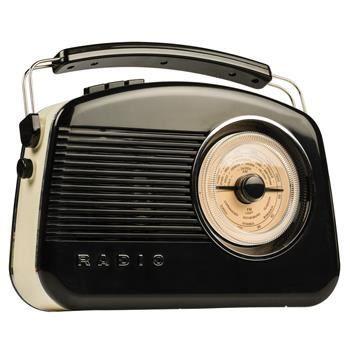 radio design retro fm dab numerique portable radio cd. Black Bedroom Furniture Sets. Home Design Ideas