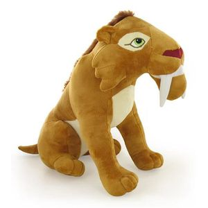 L Peluche Age De Glace Diego Le Tigre 45 Cm Play By Play
