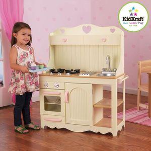 cuisine enfant achat vente cuisine enfant pas cher cdiscount. Black Bedroom Furniture Sets. Home Design Ideas