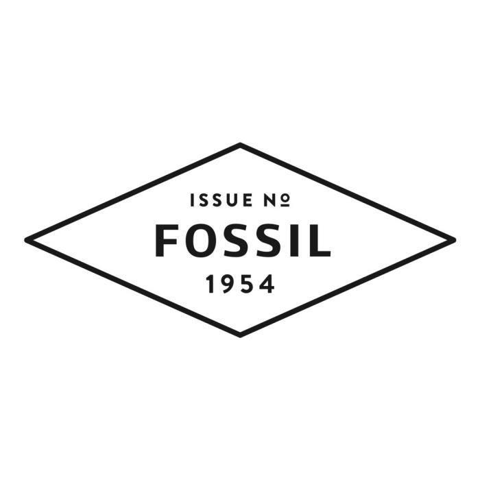 Fossil - Fossil JF01702 Femmes boucle doreilles Acier inoxydable Réf 50755