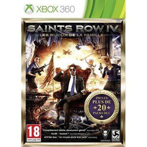 JEU XBOX 360 Saints Row IV Les Bijoux de la Famille XBOX 360