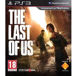 JEU PS3 The Last Of Us (ps3)