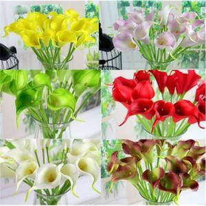 Bouquet fleur artificielle maison bureau mariage achat for Livraison fleurs pas cher livraison gratuite