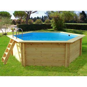 piscine bois 410
