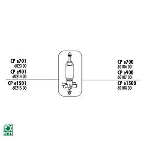 ENTRETIEN ET TRAITEMENT ROTOR AVEC AXE E1501 GREENLINE réf 60215 00 - JBL