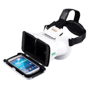 Lunettes connectées 3D VR lunettes de jeu de réalité virtuelle pour té
