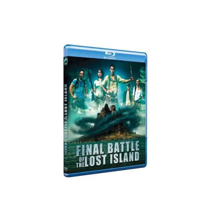 BLU-RAY FILM Blu ray Final Battle of The Lost Island
