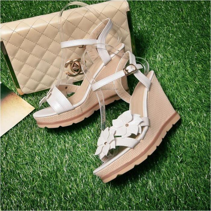 Chaussure Blanc violet Doux Couleurs Pures bleu Confortables rose Mode xdnIqIXv