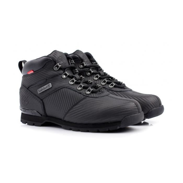 timberland noir taille