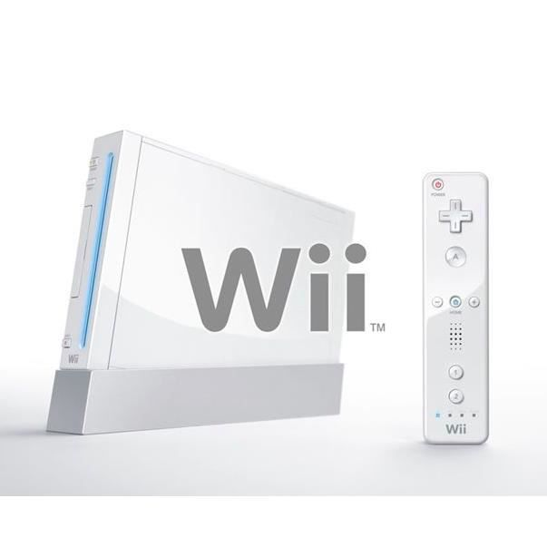 CONSOLE WII Console Wii Pack Sport