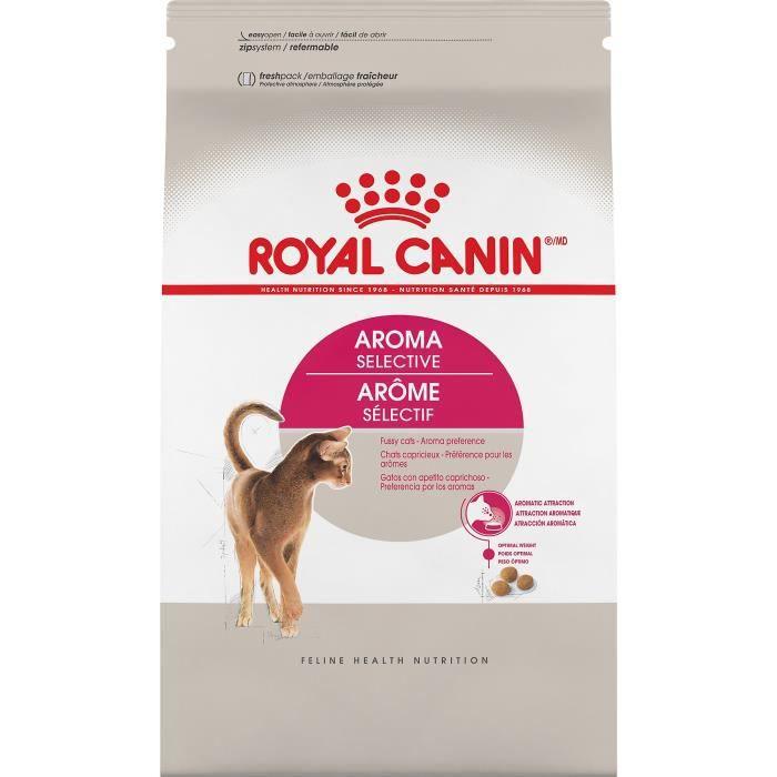 Royal Canin Féline Santé Nutrition Sélective 31 Aromatique Activité Croquettes Pour Chat Jssnn