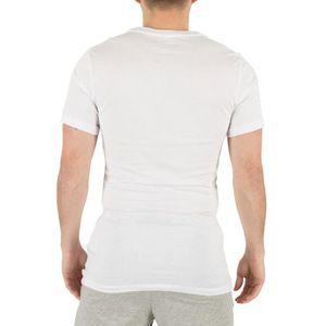 Lacoste L1312 - T-shirt - Homme - Blanc - Taille: XL T8Iqsx