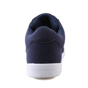 Chaussures De Sport Pour Femme en daim Textile De Course Populaire BJXG-XZ127Bleu36 6mkNa