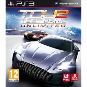 JEU PS3 TEST DRIVE UNLIMITED 2 / Jeu console PS3